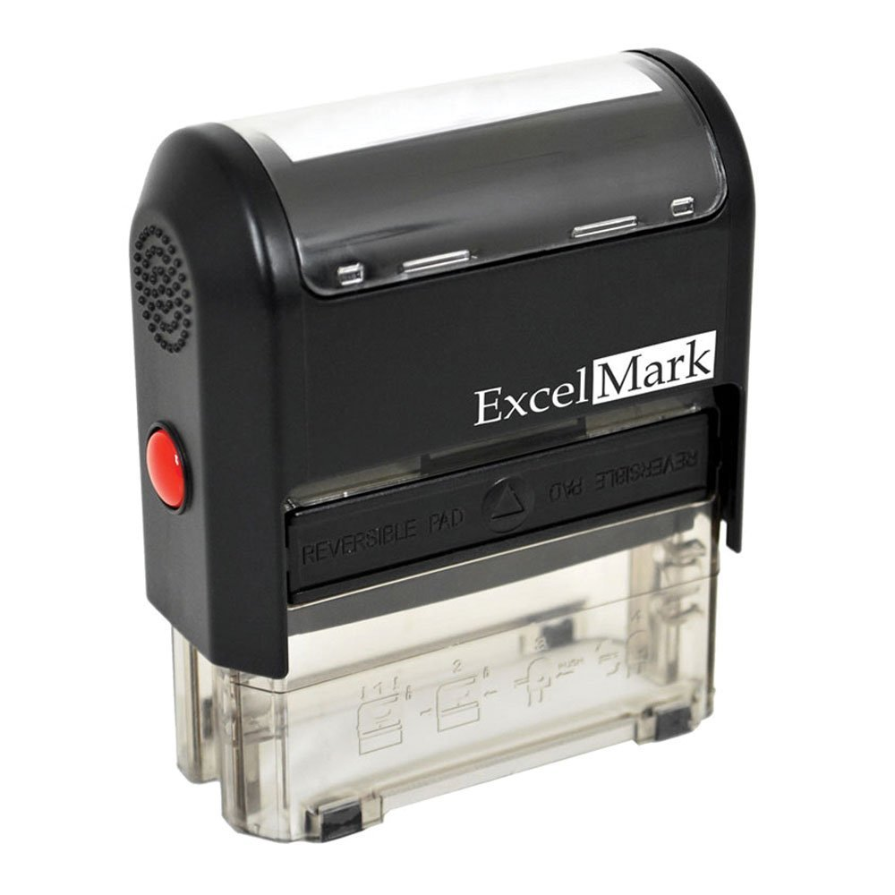 self ink stamp one word store